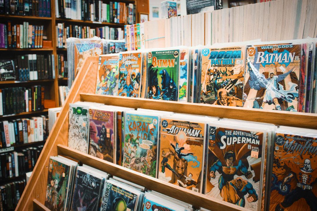Buchhandlungen - Comics