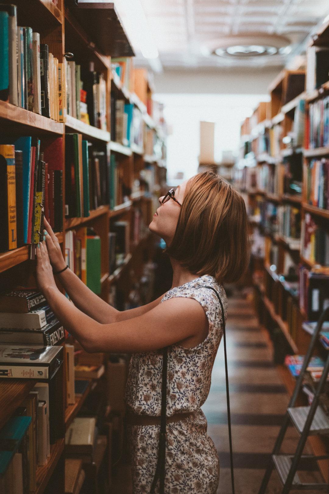 Die schönsten Buchhandlungen Berlins