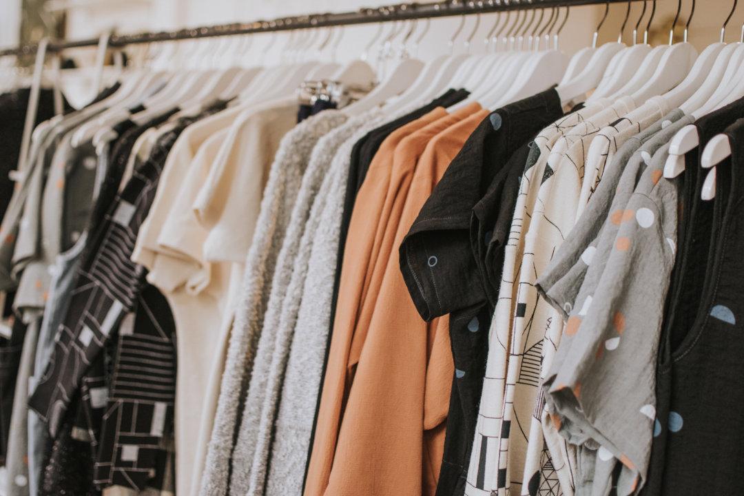 Minimalismus - Kleidung