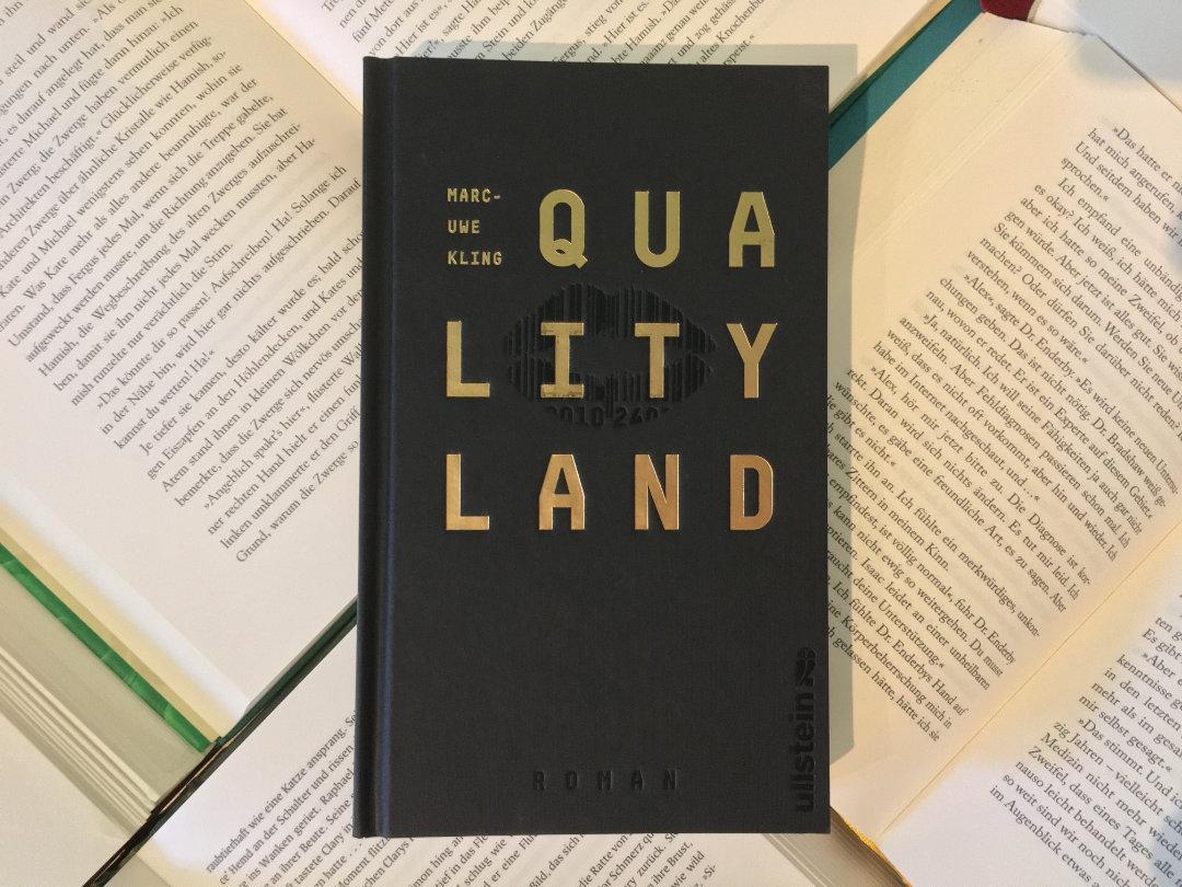 QualityLand – Marc-Uwe Kling