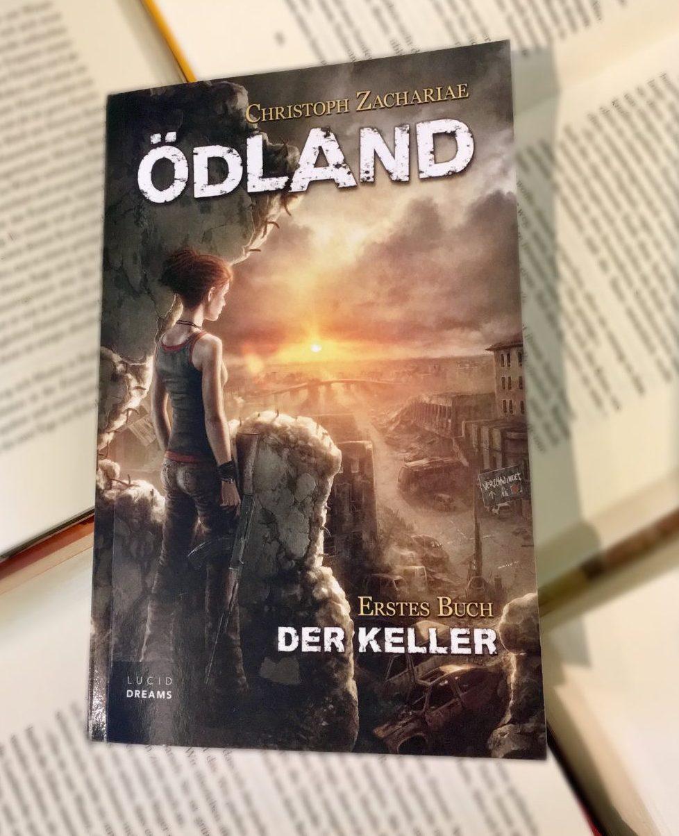 ÖDLAND – Der Keller von Christoph Zachariae