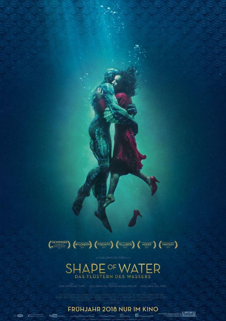 The Shape of Water – Das Flüstern des Wassers
